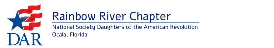 Rainbow River Chapter, NSDAR